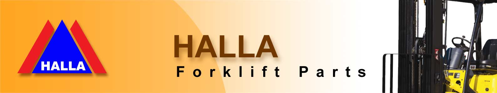 Halla Forklift Parts