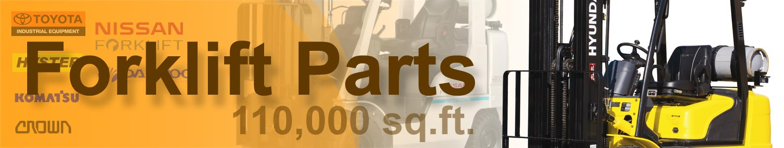 Forklift Parts for Forklifts